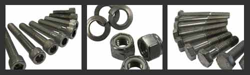 SS Hardware / Fasteners