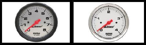 Speedometers / Tachometers