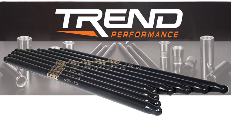 "Trend 3/8"" Pushrods .135 wall"
