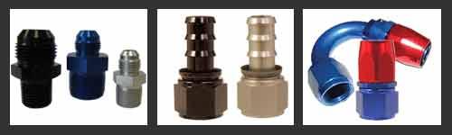 Aluminum Adapters / Fittings