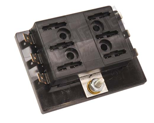 Blocks for ATC or ATO Fuses or P