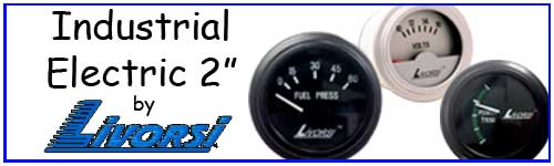 "2"" Industrial Electric Gauges"