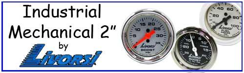 "2"" Industrial Mechanical Gauges"