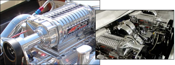 "Whipple 4.5L /  W275AX Supercharger ""Tuner Kit"""
