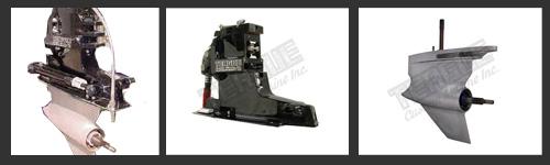Teague Custom Marine Platinum Drives