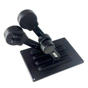 4 Handle Dual Switch Standard Platinum Series Controls
