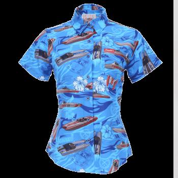 Teague x Dixxon Short Sleeve Women's Shirt