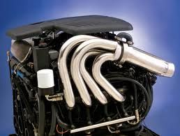 CMI 496 SPORT TUBE Headers Kit - NO TAIL PIPES INCLUDED