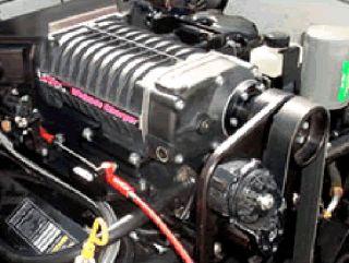 454 Mag MPI MEFI1 V-Belt 93-97 Stg 1 Black
