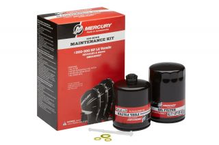 Mercury 100 Hour Maintenance Kit, L6 Verado S/N 2B144123 & Above