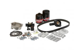 Mercury 300 Hour Maintenance Kit, L6 Verado S/N 2B144123 & Above