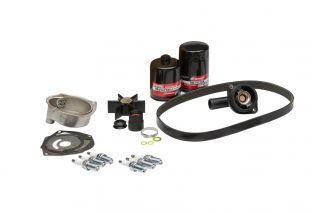 Mercury 300 Hour Maintenance Kit, L6 Verado S/N 2B144123 & Above (without Anodes)