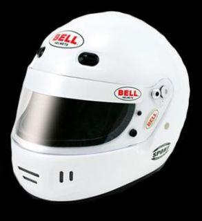 BELL SPORT FULL FACE HELMET - WHITE