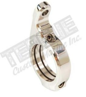 TCM Billet Oil cooler / Coil  Bracket
