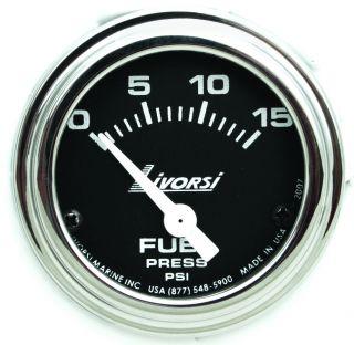 """2"""" Fuel Pressure 0-15 psi"""