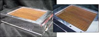 Double Billet Whipple Cooler