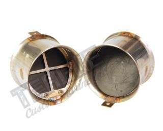 "4 1/2"" Inner Exhaust Flapper Assembly kit (1 pair)"