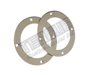 """TRANSOM EXHAUST RING, SS, 7"""" OD x 5.5"""" ID (Each)"""