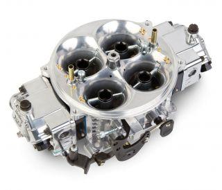 1050 CFM GEN 3 ULTRA DOMINATOR CARBURETOR Shiny