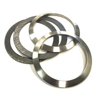CMI Flex Flare Adapters - Mercury Adapter Ring Kit for E-top to Flex Flare tail pipes