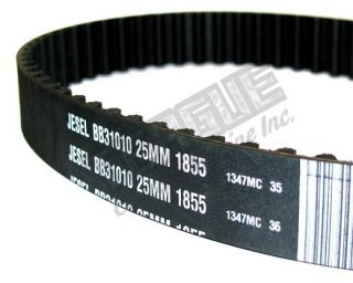 JESEL BELT DRIVE REPLACEMENT BELT