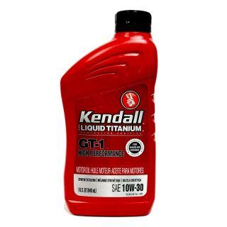 Kendall 10-30WT Motor Oil