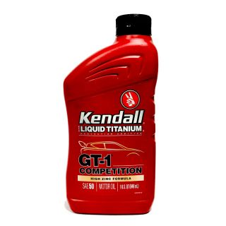 Kendall 50WT-GT-1 Motor Oil