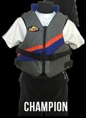 Competition Vest #173 - CHAMPION