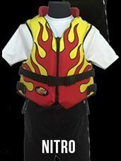 Competition Vest  #174 - NITRO