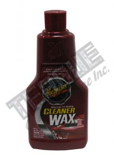 Meguiar's 16oz Cleaner Wax