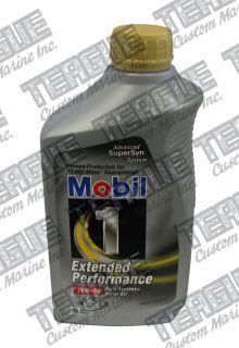 Mobil 1 15W-50 Motor Oil