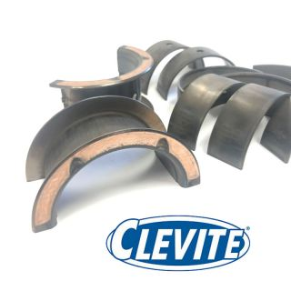 Clevite H-Series Main Bearings .001 in. Thinner