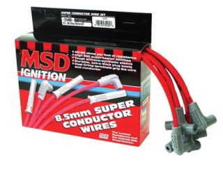MSD HELI-CORE SPARK PLUG WIRES