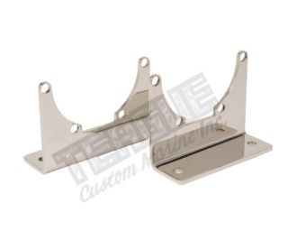Stainless Steel Oil Cooler Brackets, Stringer Mount