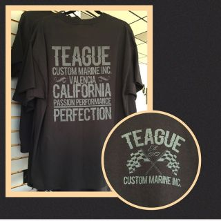 Picture of TEAGUE PASSION PERFORMANCE PERFECTION TEE