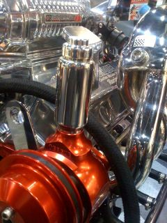 Power Steering Tank Extension