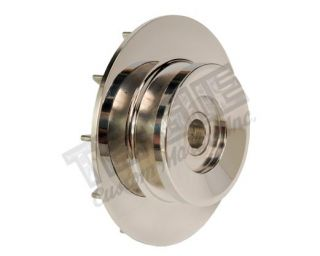Billet Alternator Pulley
