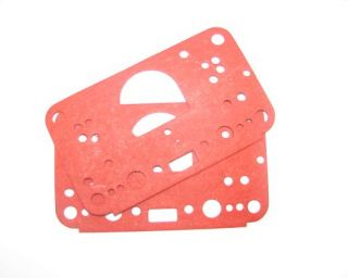 RED NON-STICK METERING BLOCK GASKET