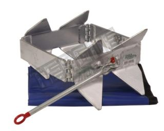 Silde Anchor Collapsible Box Anchor - Small