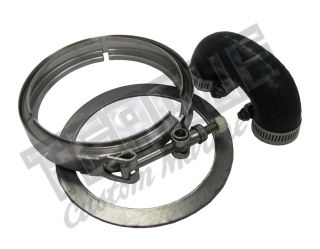 Sweeper / Sport Tube Clamp Kit