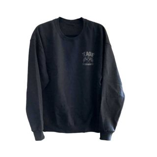 Teague Custom Marine Crewneck Sweatshirt, Front