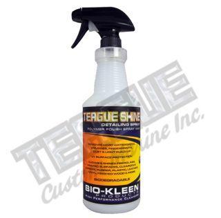 Teague Shine 32oz spray bottle