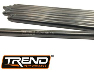 ".135 9.600"" 3/8"" 4130 TREND Pushrods each"