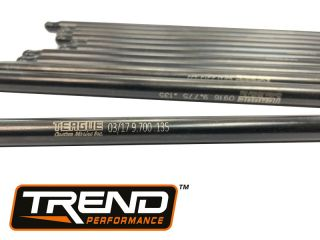 ".135 9.700"" 3/8"" 4130 TREND Pushrods each"