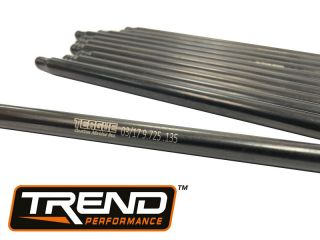 ".135 9.725"" 3/8"" 4130 TREND Pushrods each"
