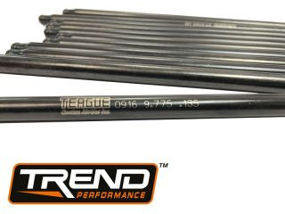 ".135 9.775"" 3/8"" 4130 TREND Pushrods each"
