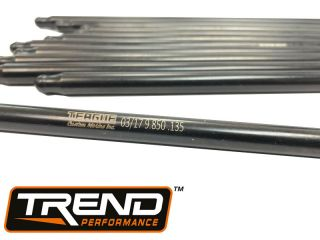 ".135 9.850"" 3/8"" 4130 TREND Pushrods each"