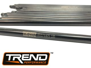 ".135 9.875"" 3/8"" 4130 TREND Pushrods each"
