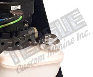 Trim Pump Turbosonic Performance Cap