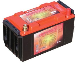 Odyssey Battery PC 1700T